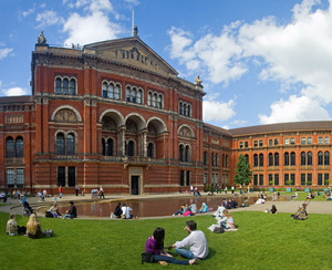 London's Victoria & Albert Museum has free admission